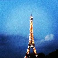 Photo taken at La Seine by Katy Z. on 8/25/2012