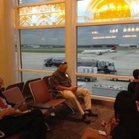 Photo taken at Terminal B by No B. on 7/26/2012