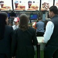 Photo taken at McDonald's by Lara S. on 7/11/2012
