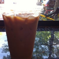 Photo taken at Quartermaine Coffee by Alicia K. on 4/29/2012