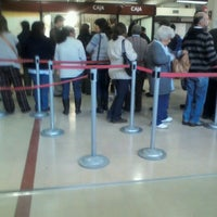 Photo taken at BancoEstado by Nicole T. on 5/18/2012
