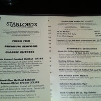 Photo taken at Stanford's Restaurant by Edwin L. on 4/30/2012