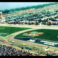 Photo taken at Texas Motor Speedway by Helen H. on 4/14/2012