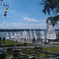 Photo taken at Beaufort Yacht and Sailing Club by Kirsten on 6/23/2012