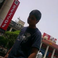 Photo taken at District Center, Janak Place by Siddharth K. on 8/3/2012