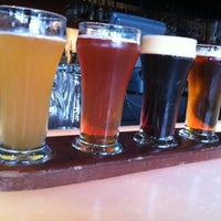 Photo taken at Central City Brew Pub by John L. on 7/23/2012