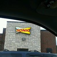 Photo taken at SONIC Drive In by Mark B. on 7/31/2012