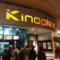 Photo taken at Kinoplex by Hubert A. on 6/24/2012