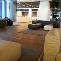 Photo taken at Lufthansa Senator Lounge B by Mohammed A. on 9/7/2012