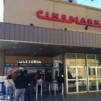 Photo taken at Cinemark by Alonso Y. on 7/28/2012