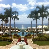 Photo taken at Four Seasons Resort by Karim K. on 5/25/2012