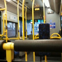 Photo taken at TfL Bus 42 by Pino F. on 5/16/2012