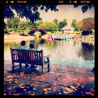 Photo taken at Centennial Lakes Park by Jesse V. on 8/31/2012