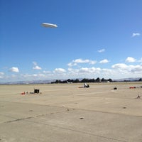 Photo taken at Hangar One (Building 1) by Mathew S. on 6/23/2012