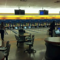 Photo taken at Buffaloe Lanes Cary Bowling Center by Ryan T. on 5/11/2012