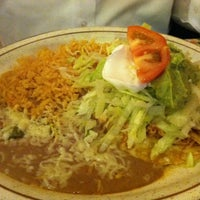 Photo taken at Los Toltecos by Crystal B. on 4/10/2012