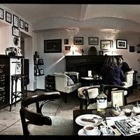Photo taken at Caffé del Saggio by Jarda S. on 2/28/2012