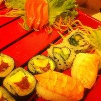Photo taken at Sushi Bar by Debora D. on 9/6/2012