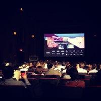 Photo taken at Music Box Theatre by Samantha O. on 4/15/2012