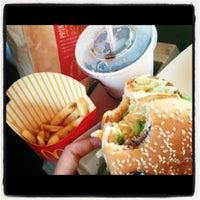 Photo taken at McDonald's by Larissa on 8/4/2012