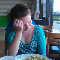 Photo taken at Saladworks by Adam A. on 4/13/2012