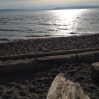 Photo taken at Edmonds Off-Leash Dog Park by Monica B. on 5/8/2012