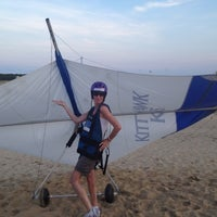 Photo taken at Jockey's Ridge State Park by Sharon S. on 8/3/2012