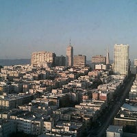 Photo taken at Holiday Inn San Francisco-Golden Gateway by Angelika L. on 5/25/2012