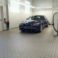 Photo taken at Faulkner BMW by Mason A. on 2/4/2012