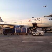 Photo taken at Terminal C by Brandy on 7/12/2012