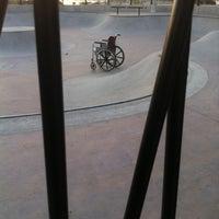 Photo taken at Far Rockaway Skatepark by cisco on 4/16/2012