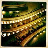 Photo taken at Carnegie Hall by Daniel C. on 3/18/2012