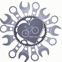 Photo taken at Standard Bike Repair by Colorado Card on 6/11/2012