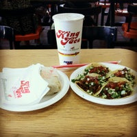 Photo taken at King Taco by Bennie-John M. on 7/25/2012