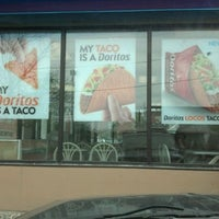 Photo taken at Taco Bell by Christine M. on 4/18/2012