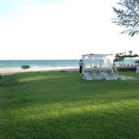 Photo taken at Sheraton Krabi Beach Resort by Каро М. on 5/1/2012