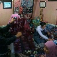 Photo taken at Kampung Batik by Ari K. on 2/23/2012