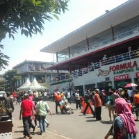 Photo taken at Kampung Gajah Wonderland by Ardianz S. on 8/25/2012