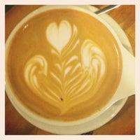 Photo taken at Intelligentsia Coffee by Bill P. on 5/12/2012