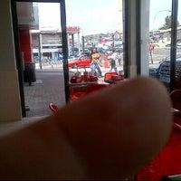 Photo taken at KFC by Pedja on 4/17/2012