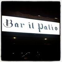 Photo taken at Bar il Palio by Adam G. on 8/29/2012