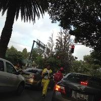 Photo taken at Virreyes by Karla T. on 5/22/2012