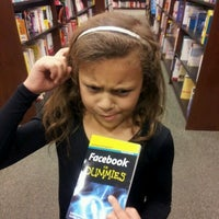 Photo taken at Barnes & Noble by Justin B. on 3/3/2012