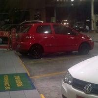 Photo taken at Auto Posto da Paz (Shell) by Gabriela S. on 9/12/2012