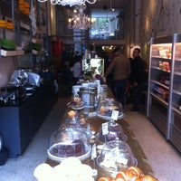 Photo taken at Stock Café by Arnoud A. on 6/24/2012
