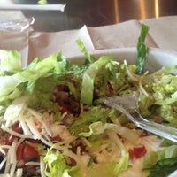 Photo taken at Chipotle Mexican Grill by Jacqueline P. on 3/14/2012