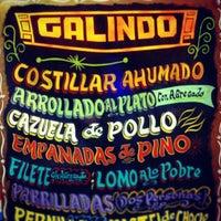 Photo taken at Galindo by Javier C. on 6/7/2012