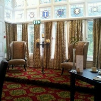 Photo taken at Langtry Manor Hotel by Vincent Z. on 2/9/2012