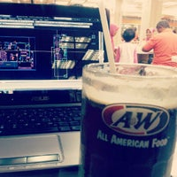 Photo taken at A&W by Ping L. on 5/21/2012