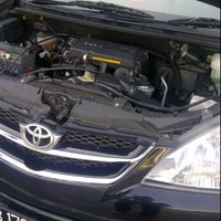 Photo taken at TOYOTA PT Setiajaya Mobilindo by Rudhy H. on 3/26/2012